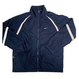 Nike Track Jacket Full Zip DRI-FIT LS Polyester